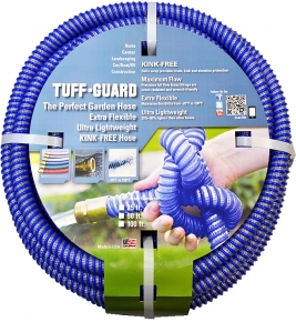 TUFF-GUARD is a tough hose