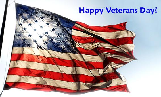Happy Veterans Day Logo Happy Veterans Day