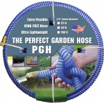 The Perfect Garden Hose - Water Discharge Kink-free Hose